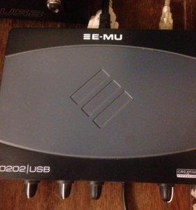 Creative Professional E-MU 0202 USB