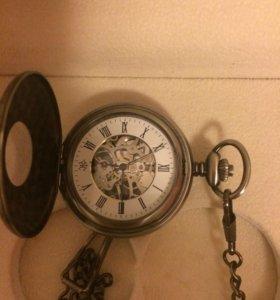 Часы карманные в подарочной упаковке
