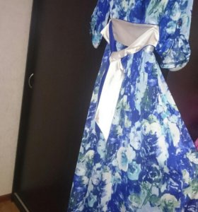 Платье Пионы