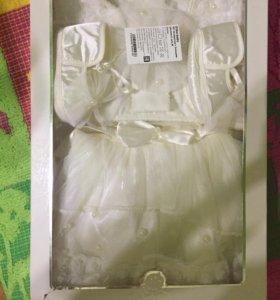 Платье для младенца
