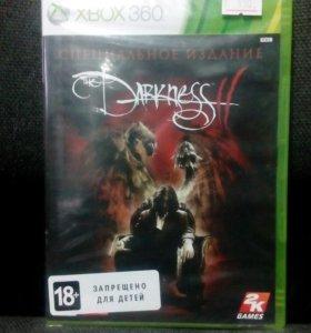The darkness 2 на Xbox360