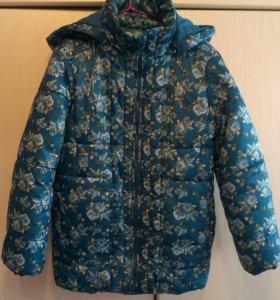Куртка на 110-116-122 см