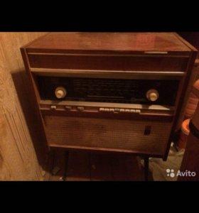 Радиоприёмник Ригонда