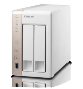 Qnap Turbo NAS TS-251 (8 GB RAM)