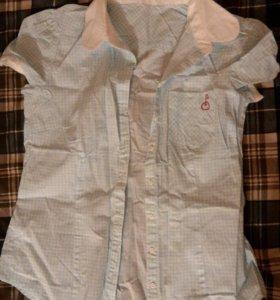 Новая рубашка 44р