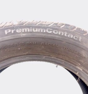 Continental premium contact 195/65 r15 91h