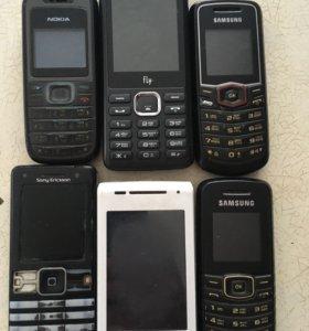 Продам телефон любой который на фото