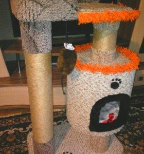 Кошачий домик.