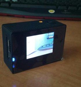 (Продам срочно) Экшн камера sj4000