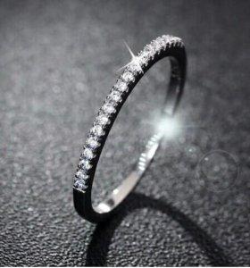 Шикарное нежное кольцо
