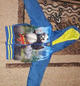 Курточки на мальчика