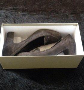 Женские замшевые туфли ItaIta