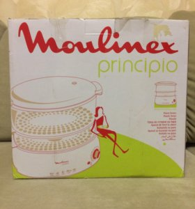 Пароварка Moulinex MV 100030 principal