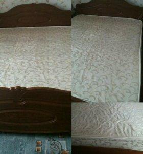 Кровать евро
