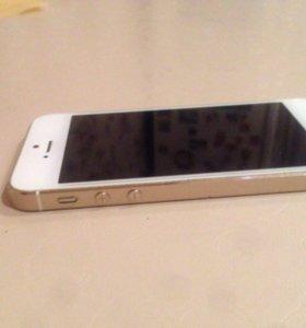 Айфон 5 s 32 g золотой