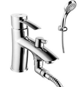 Смеситель для ванны Lemark, производство Германия