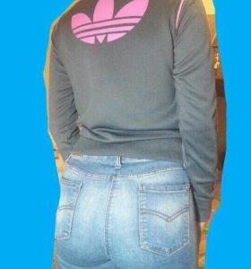 Кофта Толстовка Свитшот Adidas Адидас