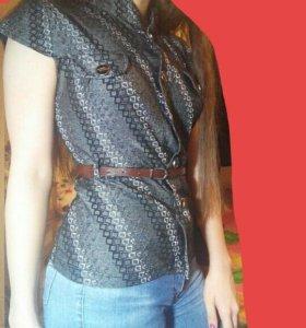 Блуза Кофта Блузка Рубашка