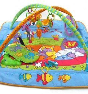 Коврик Tiny Love с игровой подушкой музыкальный