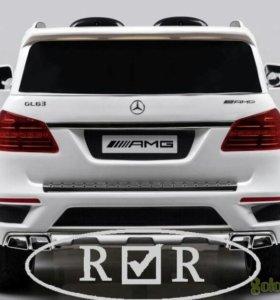 Детский электромобиль Mercedes G63-AMG