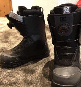 Мужские сноубордические ботинки DC