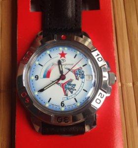 Часы командирские ( самолеты )