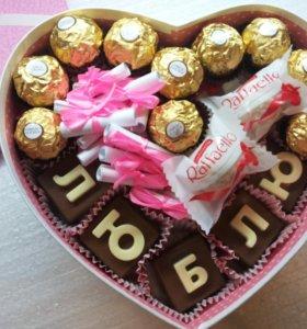 Шикарные подарки для любимой