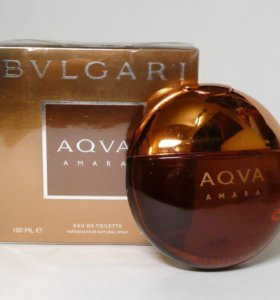 Bvlgari - Aqva Amara - 100 ml