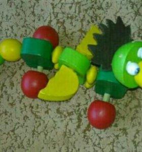Крокодил, каталка