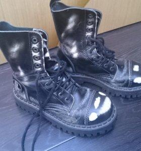 Ботинки Камелот