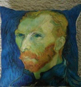 чехол для подушки Винсент ван Гог
