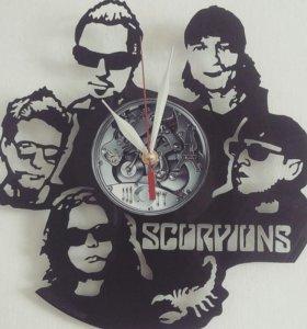 Часы виниловые⏰🎁
