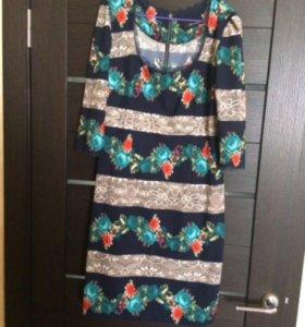 Женские платья 48 р