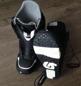 Ботинки для сноуборда Burton Moto