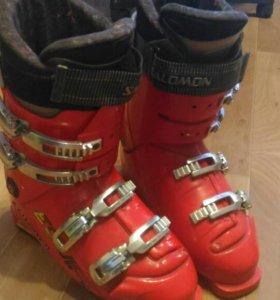 Горнолыжные ботинки Salomon , мужские размер 41-42