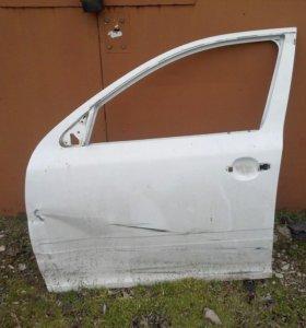 Skoda Octavia 2011 Передняя левая дверь