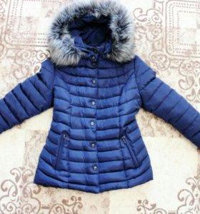 Куртка зимняя 46-48р-р
