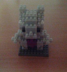 Лего Покемон Го,Чаризард 200руб.Мьюту 250руб.