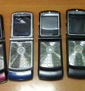 Motorola v3, v3i