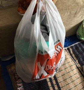 Пакет одежды 48 размера