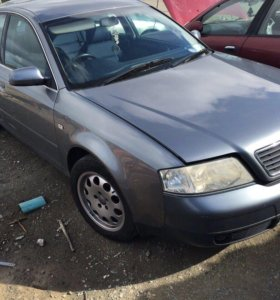 ✅  Audi A6