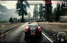 Компьютерная игра need for speed