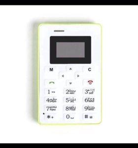 Ультратонкий телефон AEKU M5