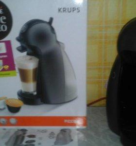 кофе машинка Nescafe Dolce Gusto