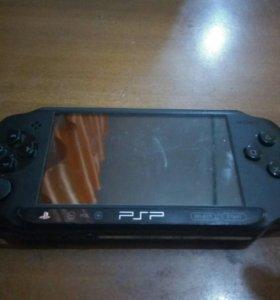 Игровая приставка PSP e1008