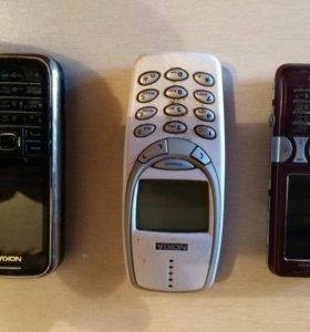 Телефоны ретро,цена за один.