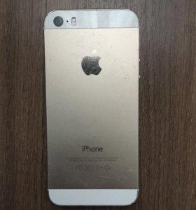 Айфон 5s заблокированный
