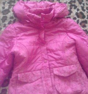 Курточка 104 р