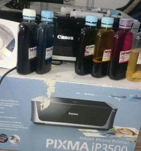 Принтер canon IP3500