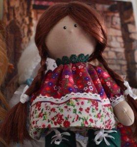 Текстильные куклы на заказ